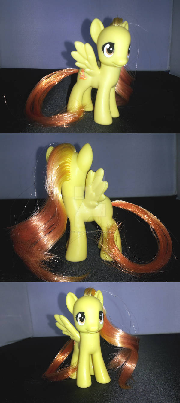 My Little Pony Custom FOR SALE: Spitfire