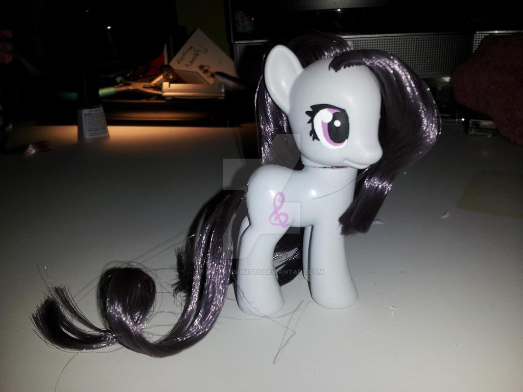 My Little Pony Custom FOR SALE: Octavia 2