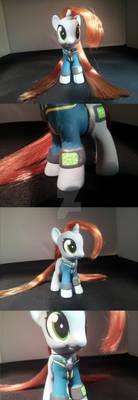 My Little Pony Custom: LittlePip FOR SALE