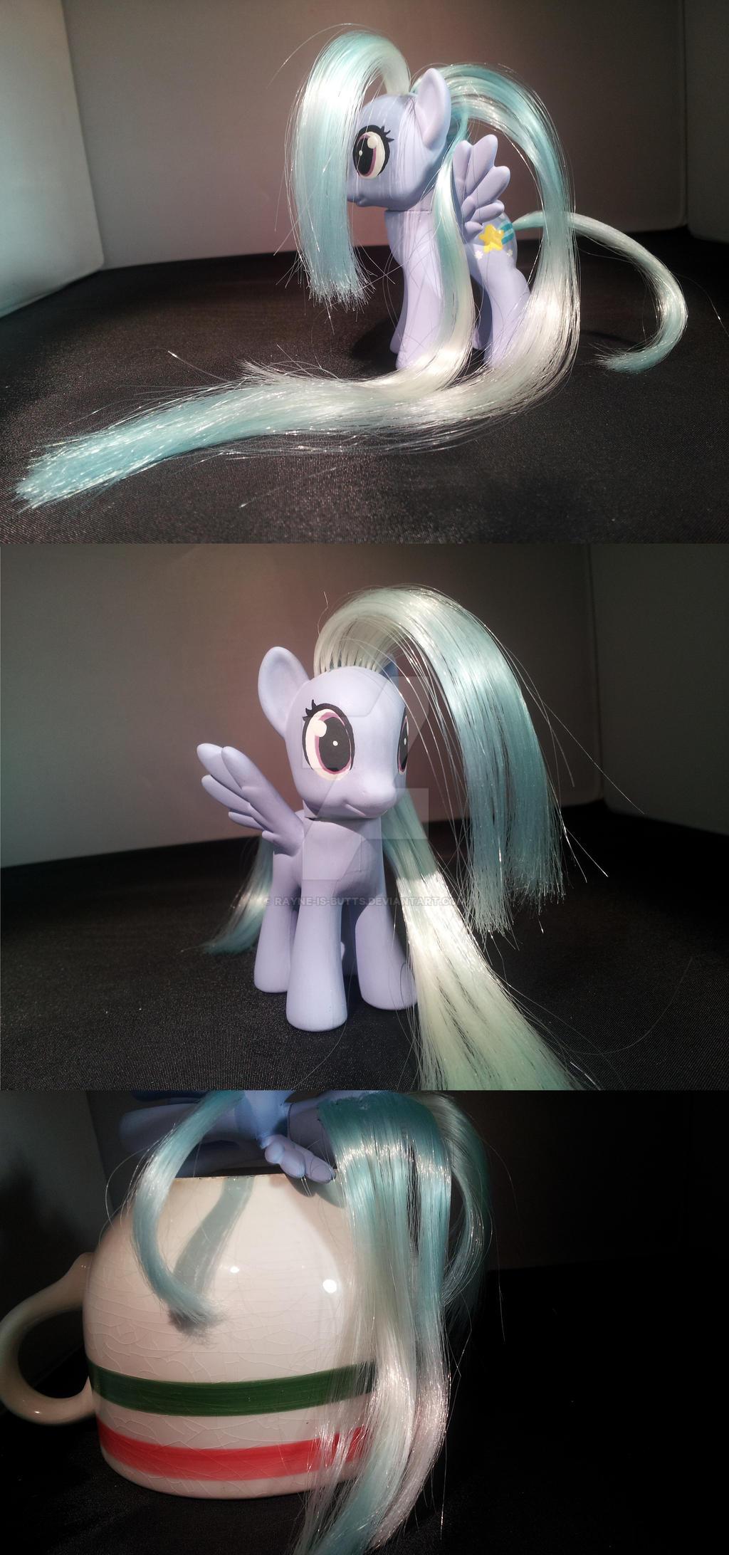 My Little Pony Custom: Cloudchaser FOR SALE