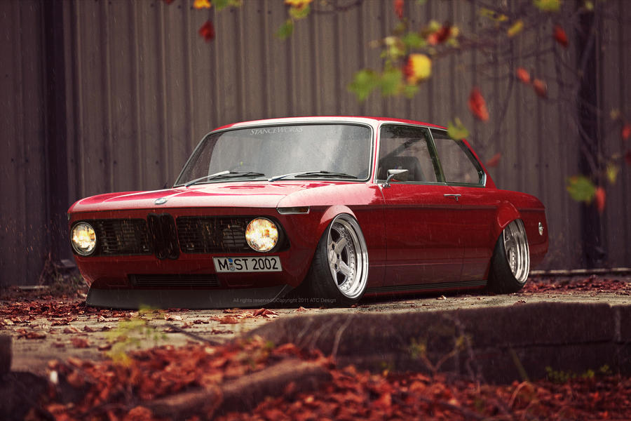 BMW 2002 SuperStance by ATC-Design