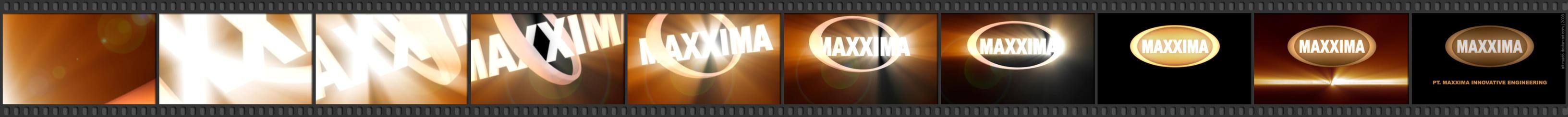 Maxxima Logo Bumper by afumado