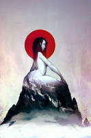 Spirit of the Mountain by steinlo