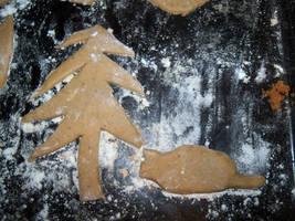Yule Cookies 1 by Abrimaal