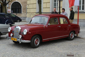 Mercedes-Benz 180D W120 1954 01 by Abrimaal