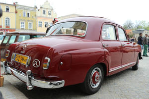 Mercedes-Benz 180D W120 1954 02 by Abrimaal