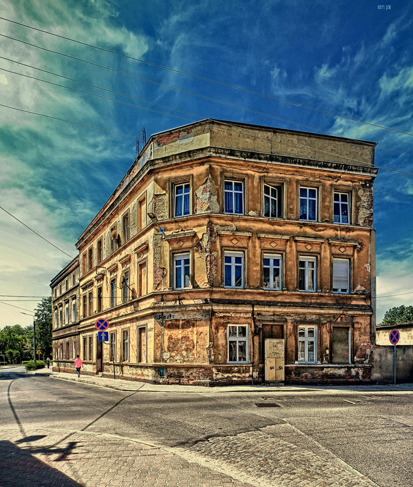 Corners of Veschova by Abrimaal