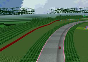 Thruxton 1985 Race 07