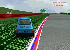 Thruxton 1985 Race 07 details
