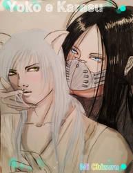 Kurama e Karasu