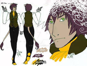 Victor Reference Sheet