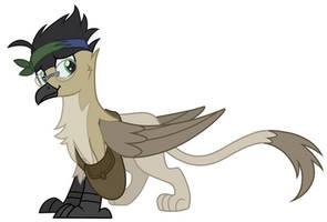 Glenn the Griffon by Shingeki-No-Pony