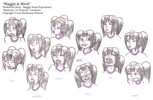 Maggie Expressions