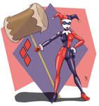 30 Girls Day 3 - Harley Quinn