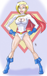 30 Girls 8 - Power Girl