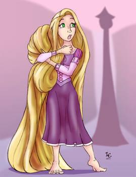 30 Girls 17 - Rapunzel