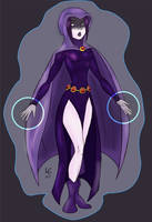 30 Girls 20 - Raven by Dasutobani