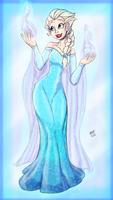 Elsa by Dasutobani