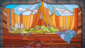 Stained Glass Castles