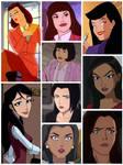 Lots of Lois Lanes by Tumamatambian