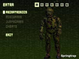 Springtrap Full Body by qunsmoke