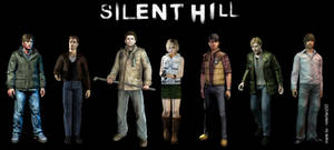 -THE SILENT HILL GANG-