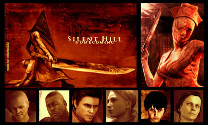 Silent Hill Homecoming 2nd version! by rollerfan222