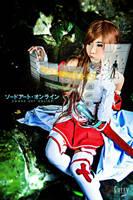 Asuna from SAO by kuricurry