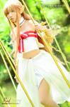 Asuna yuuki ALO cosplay