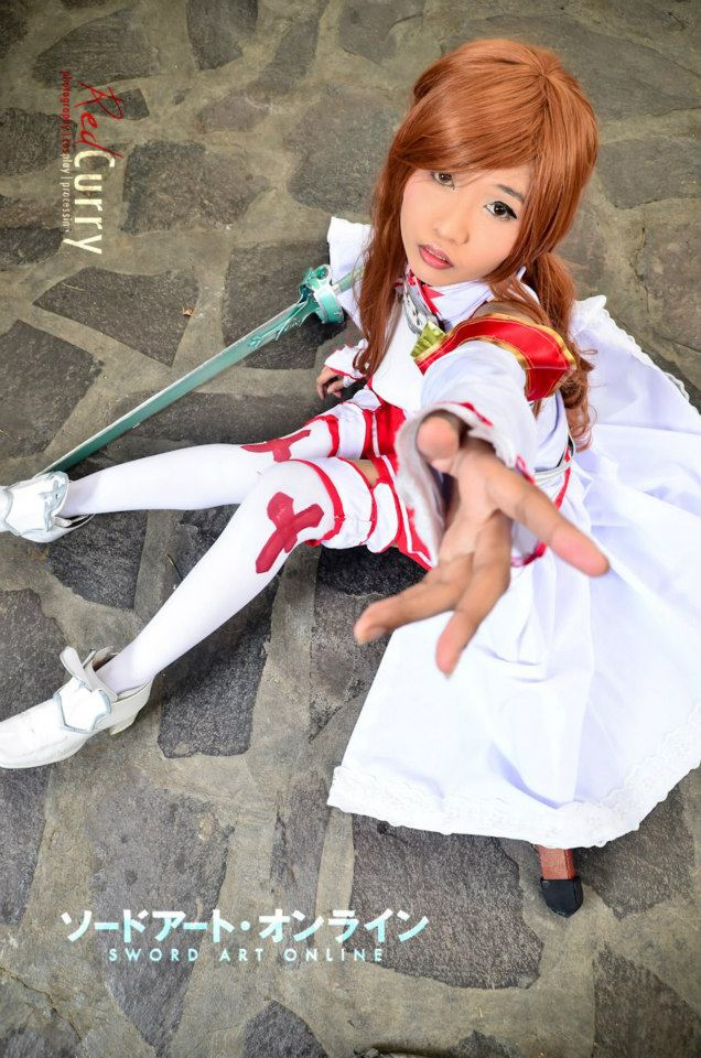 Asuna Yuuki My Reach by kuricurry