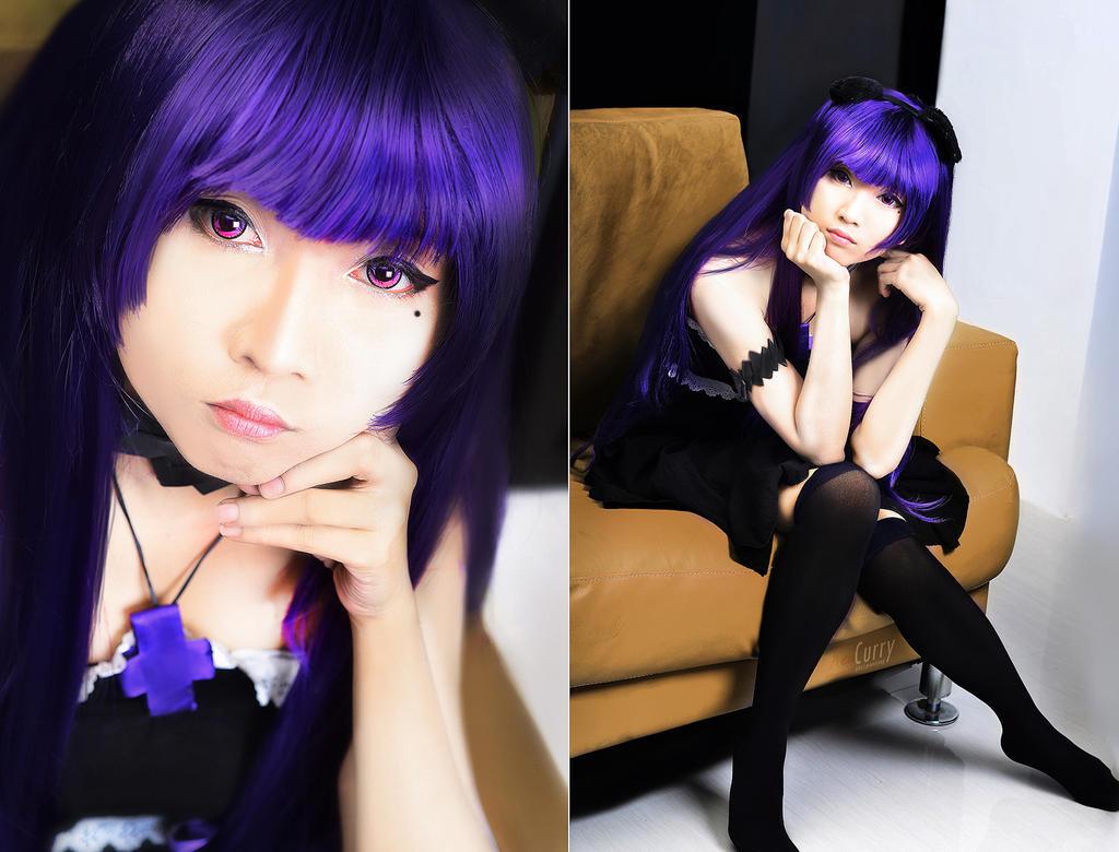 Kuroneko Summer Dress Cosplay by kuricurry
