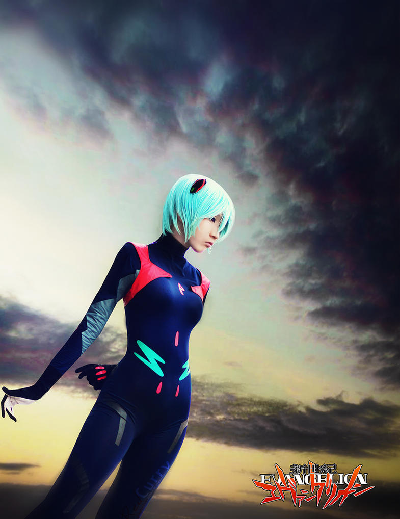 Rei Ayanami: XX Copy by kuricurry
