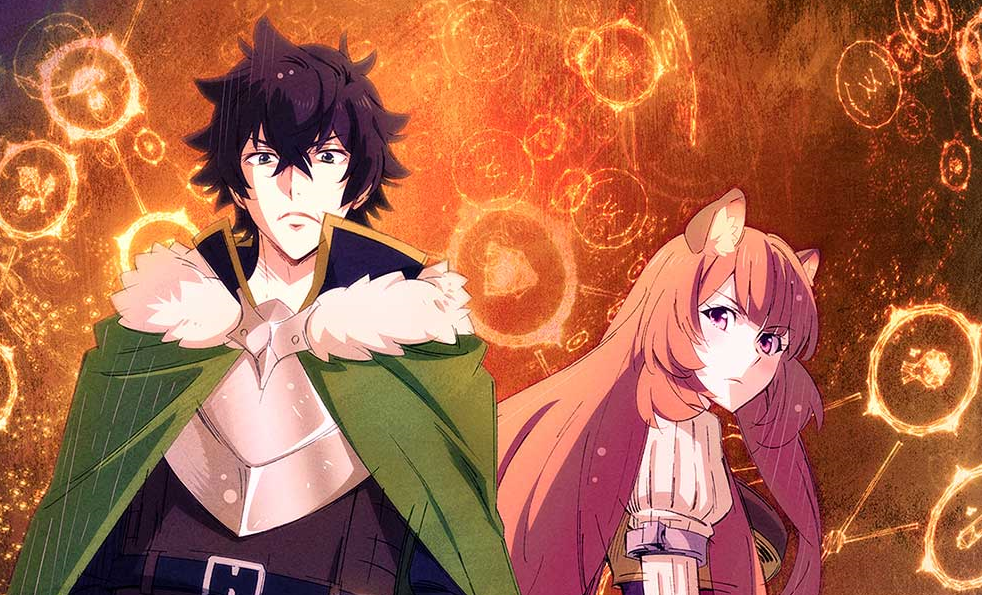 The Rising Of The Shield Hero By Atim3 On Deviantart