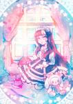 stay at home lolita by myochiii