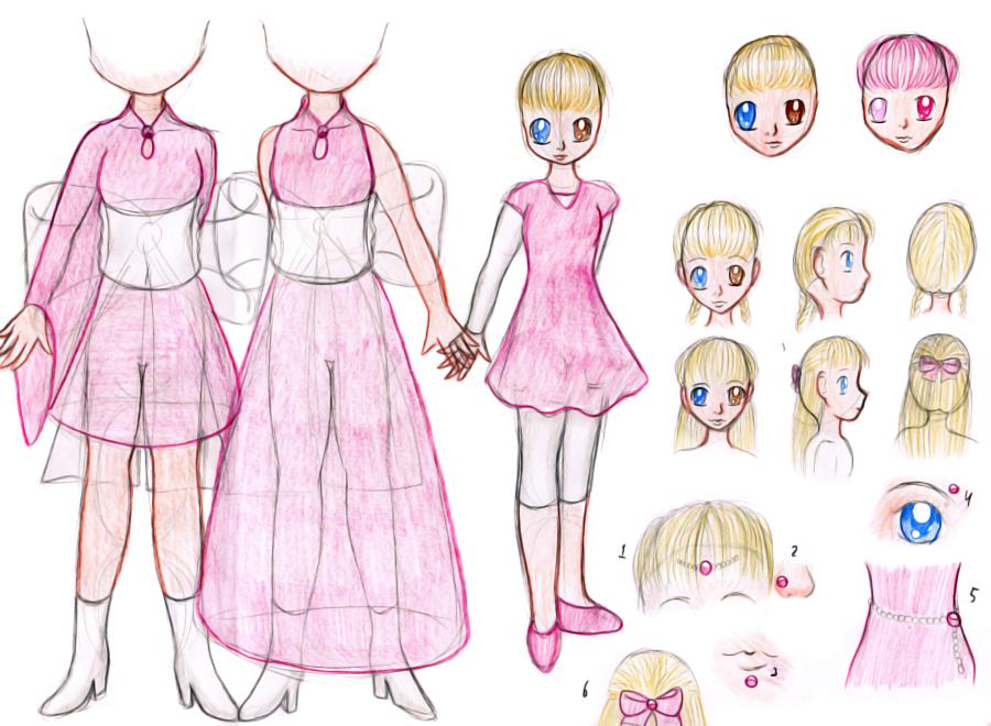 Mahou Pink ??? by Chibi-Sugar