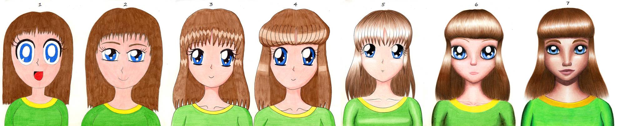 Style Development Updated 2016 by Chibi-Sugar