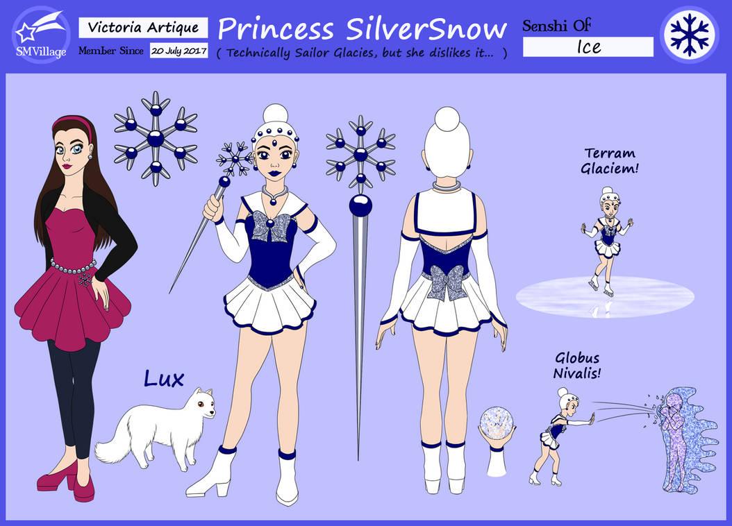 SMV Princess SilverSnow - Victoria Artique by Chibi-Sugar