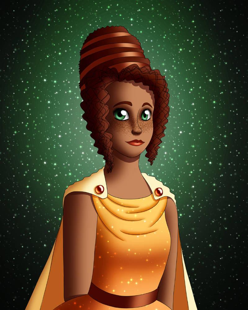 SMV - Princess Alexandria by Chibi-Sugar