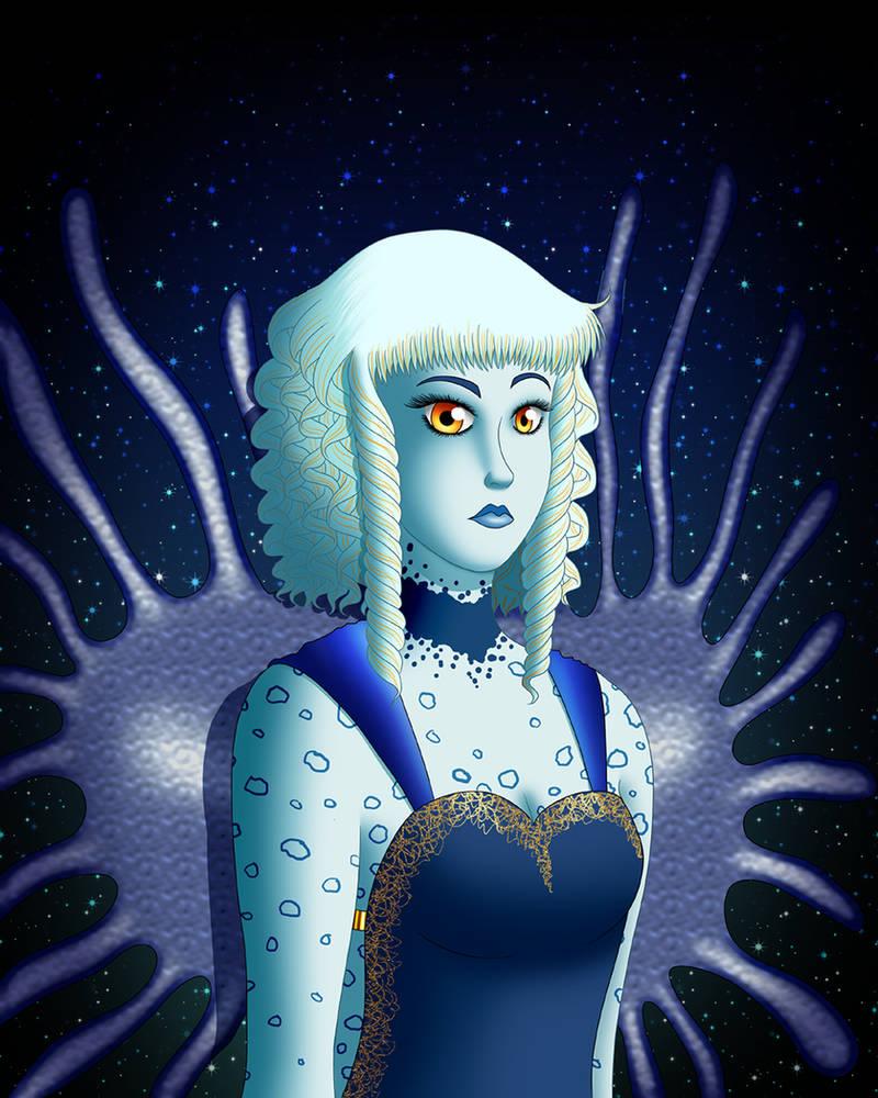SMV - Princess Oceanea by Chibi-Sugar
