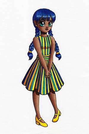 Girl 5 by Chibi-Sugar