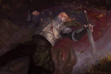 Dead-soldier by SilviuSadoschi