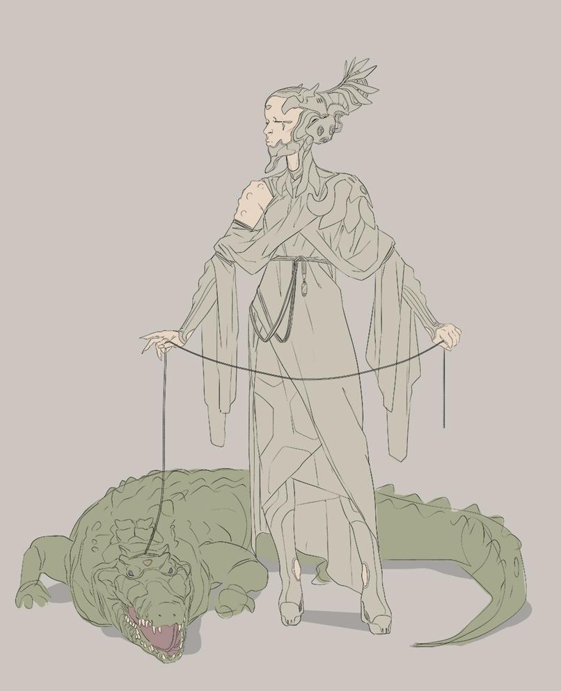 Concept sketch by SilviuSadoschi