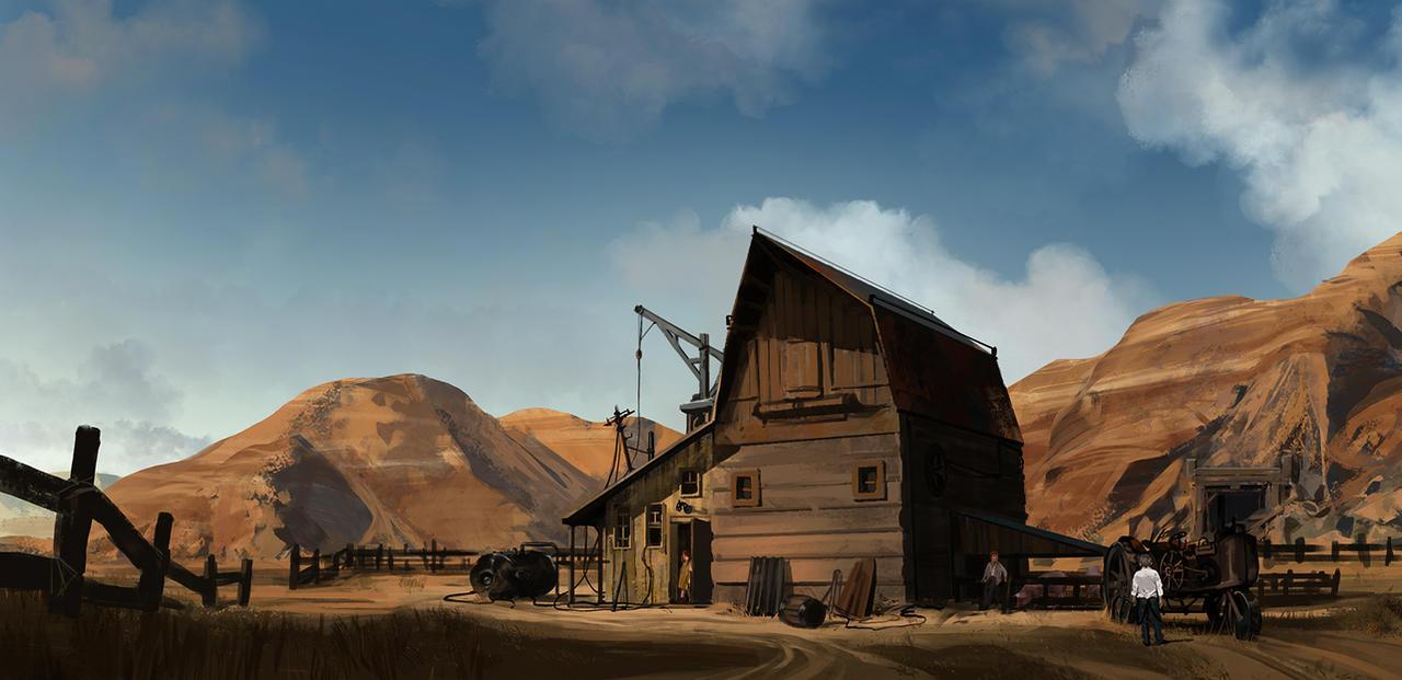 Old  Spot Farm