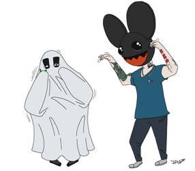 Ghosts n' Mau5