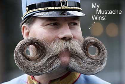 Mustache by Bait-101