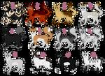 Feline adoptables [4/12]