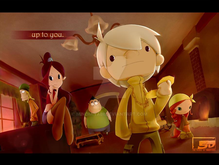 5-D All Stars by minomiyabi