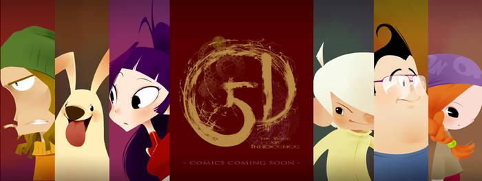 5D Banner for CTN 2012 by minomiyabi