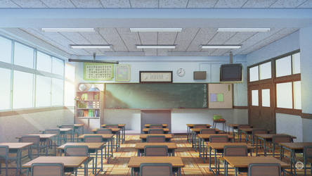 Classroom waits for us back