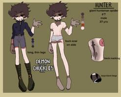 Hunter ref